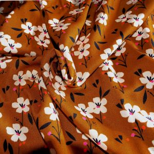 Viscose Springsoiree Dashwood Fleuri